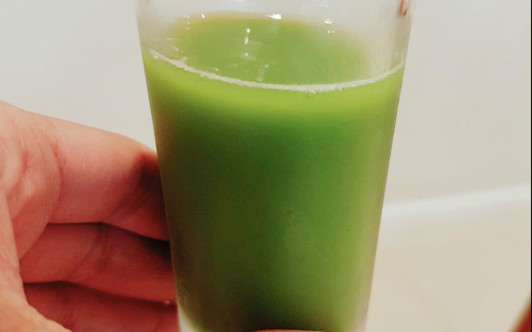 Green Slammer!