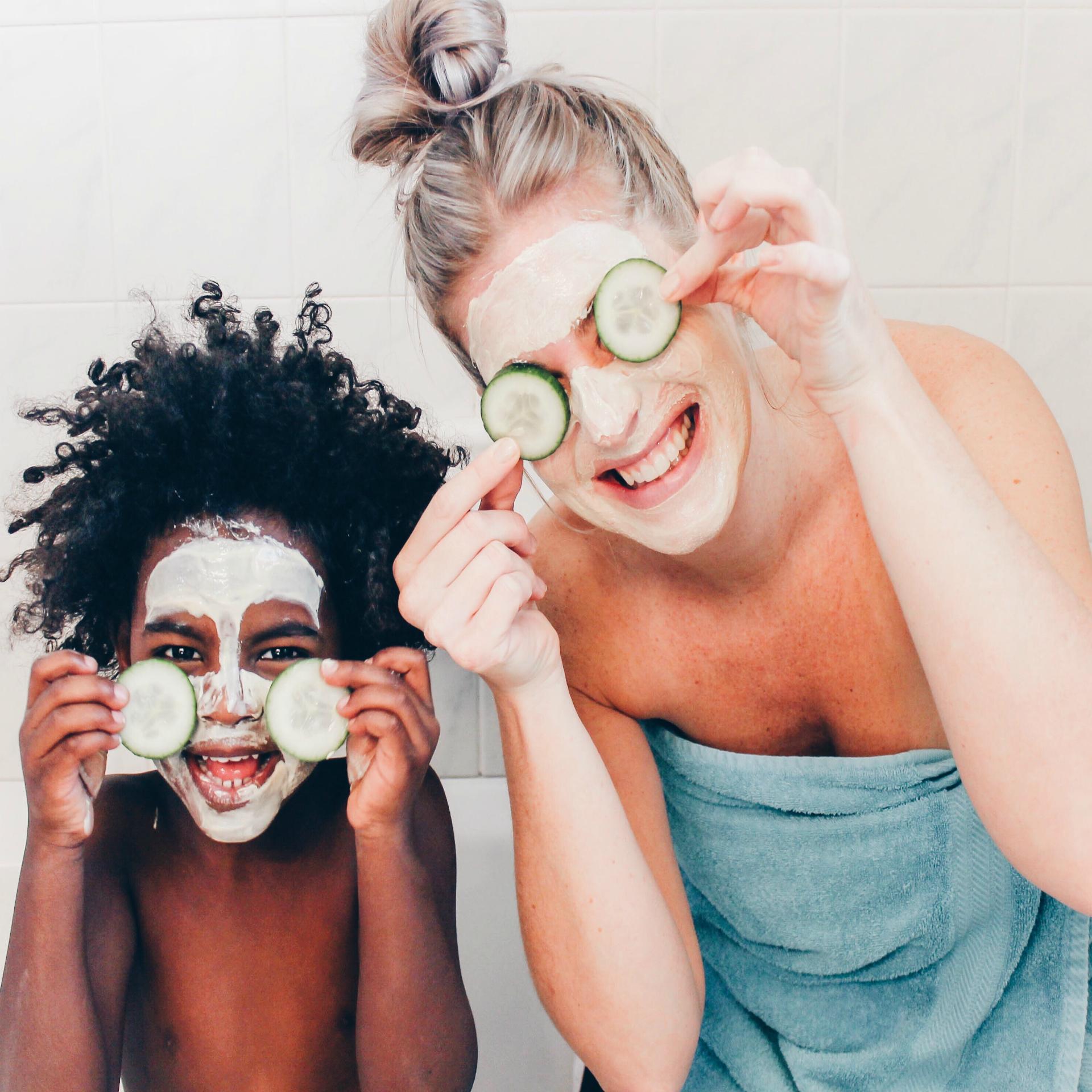Detoxifying Facial-Mask Recipe