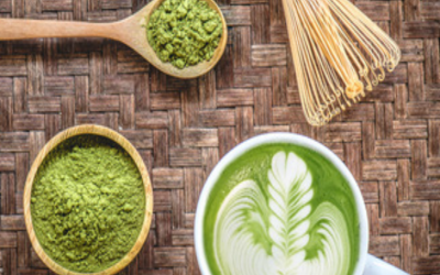Matcha Maca Brain Boosting Latte